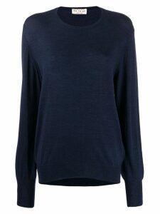 Ma'ry'ya knitted jumper - Blue