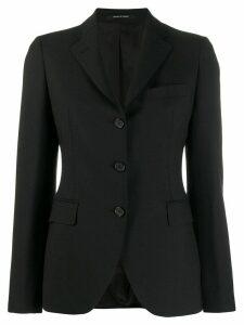 Tagliatore fitted blazer - Blue