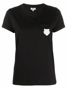 Kenzo tiger patch T-shirt - Black