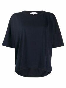 Enföld oversized T-shirt - Blue