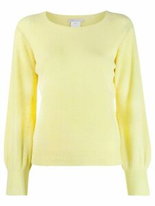 Société Anonyme crewneck jumper - Yellow