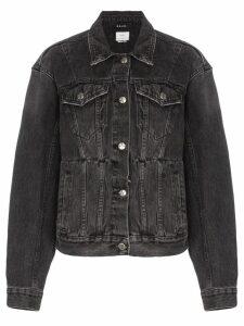 Ksubi x Kendall Jenner classic denim jacket - Black