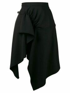 3.1 Phillip Lim Tailored Handkerchief Skirt - Black