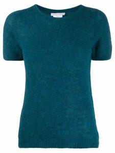 Société Anonyme knitted T-shirt - Blue
