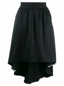 adidas high low skirt - Black