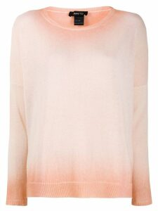 Avant Toi ombré pattern jumper - Pink