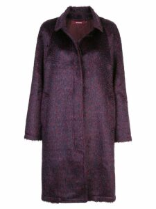 Sies Marjan car coat - Purple
