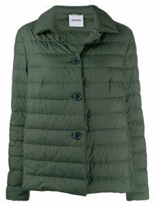 Aspesi feather down jacket - Green