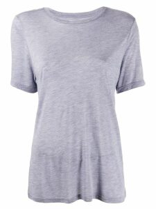 Isabel Marant Étoile flared fit T-shirt - Blue