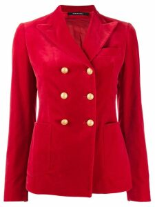 Tagliatore Janise double-breasted blazer - Red