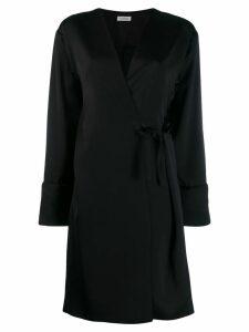 Toteme kimono dress - Black
