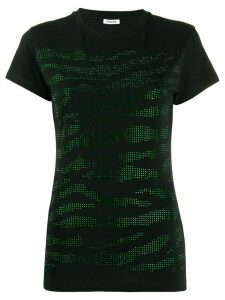 P.A.R.O.S.H. slim-fit embellished t-shirt - Black