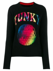 Zadig & Voltaire Life Funky knit sweater - Black