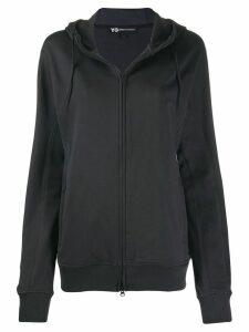 Y-3 zipped hoodie - Grey