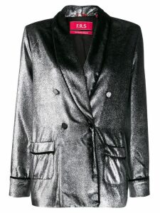 F.R.S For Restless Sleepers Argento blazer - Silver