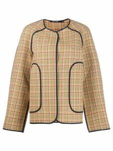 Sofie D'hoore Camus Waire jacket - Yellow
