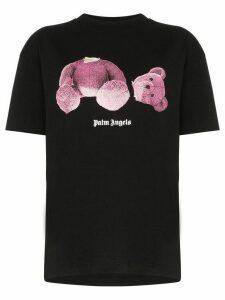 Palm Angels Kill The Bear printed T-shirt - Black