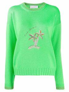 Giada Benincasa Ciao Amore jumper - Green