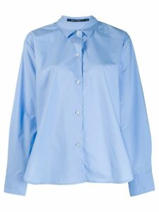 Sofie D'hoore oversized shirt - Blue