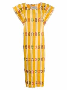 Pippa Holt kaftan dress - Yellow