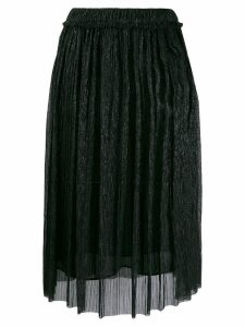 Isabel Marant Étoile layered midi skirt - Black