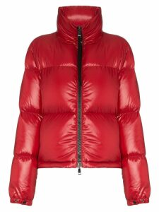 Moncler Rimac padded coat - Red