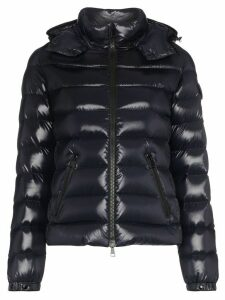 Moncler Bady quilted-down coat - Blue