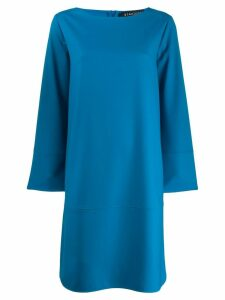 Gianluca Capannolo straight fit dress - Blue