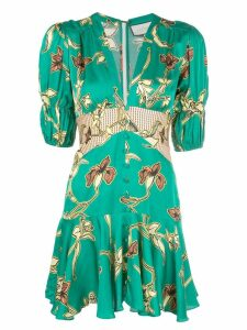 Alexis Nari dress - Green