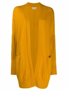 Isabel Marant Étoile long cardigan - Yellow