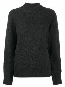 Iro Almy long sleeve jumper - Black