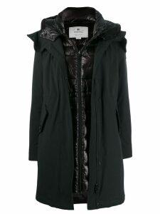Woolrich Arctic layered parka coat - Black