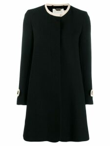 Goat Washington coat - Black