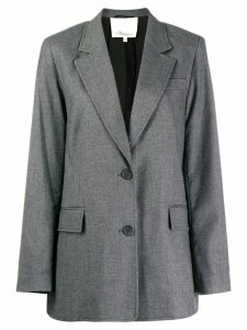 3.1 Phillip Lim oversized tailored blazer - Grey