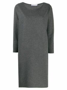 Harris Wharf London flared mini dress - Grey