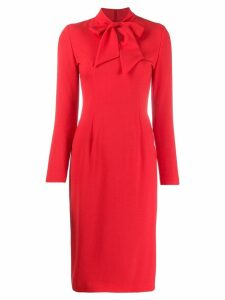 Goat Isabelle dress - Red