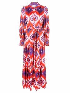 Alexis Kaleidoscope dress - Pink