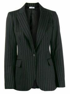 P.A.R.O.S.H. pin stripe blazer - Black