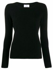 Allude lightweight sweatshirt - Black