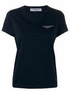 Katharine Hamnett London classic logo T-shirt - Blue