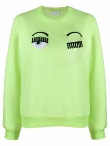 Chiara Ferragni Flirting sweatshirt - Yellow