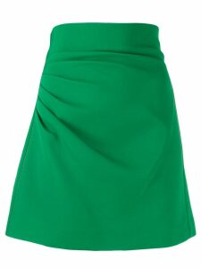 P.A.R.O.S.H. pleated short skirt - Green
