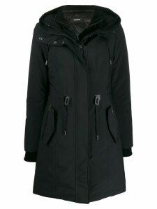 Mackage hooded parka - Black