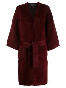 Etro robe coat - Red