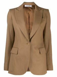 P.A.R.O.S.H. tailored classic blazer - Neutrals