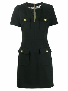 Veronica Beard pocket dress - Black