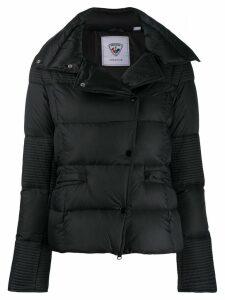 Rossignol ribbed padded jacket - Black