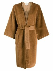Etro robe coat - Neutrals