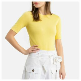 Basic Short-Sleeved Jumper