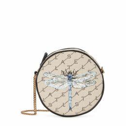 Stella McCartney Mini Printed Canvas Cross-body Bag